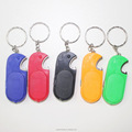Promotional Gift 2 in 1 LED Key Chian Light With Bottle Opener