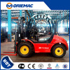 electric forklift YTO Rough Terrain Forklift CPCD25 price