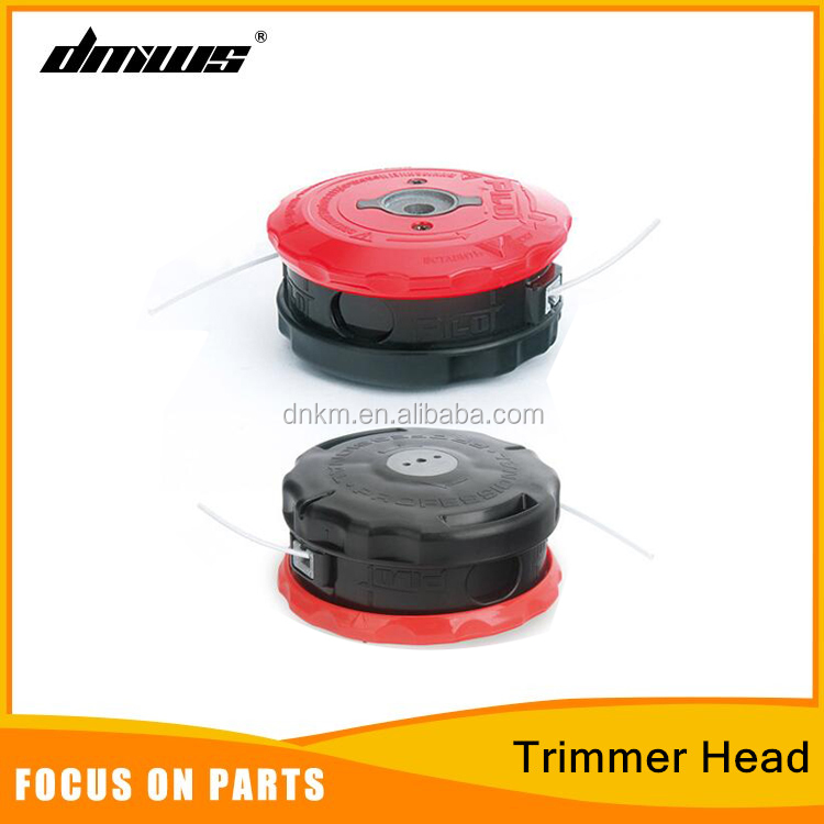 Brush Cutter Spare Parts Nylon Trimmer Head For Lawn Mower