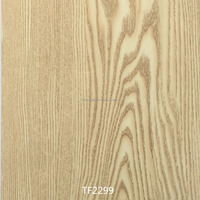 new design woodgrain hot stamping film for PVC Panel