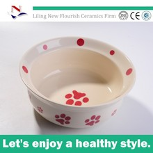 dog bowl rubber ring