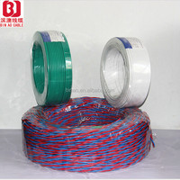 copper conductor pvc insulated electric wire/buildingwire price