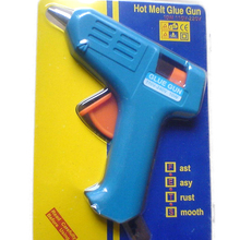30w silicone hot melt glue stick adhesive gun