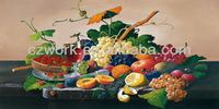 Fruits gobelin aubusson tapestry wall hangings for home decor