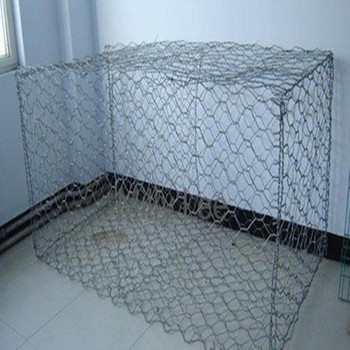 Hot sales!galvanized gabion baskate manufactory in China