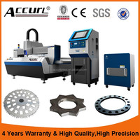 500w laser metal cutter for copper