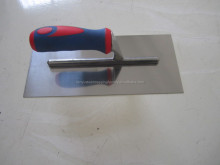 stainless steel mirror polished plastering trowel