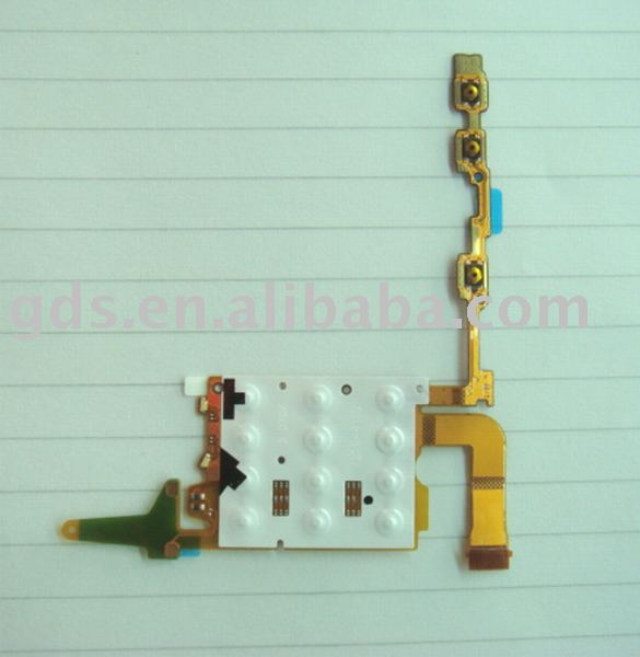 keypad flex cable for sony ericsson W595 flex cable