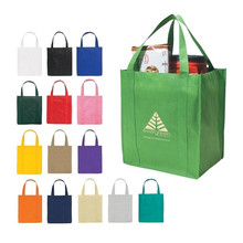 Fashion Design Cheap Promotion Wholesale Recycled Foldable multi color Non Woven shopping Bag
