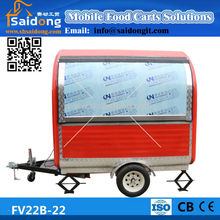 Outdoor Food Stall/Booth/Shop for Coffee/Fast Food Sale