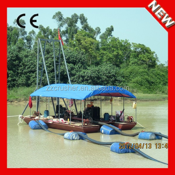 china hot sale sand pump ship for exporting