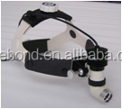 Dental Loupe Surgical Medical Binocular Loupes with Cap design, have 2.5X and 3.5X for choose,dental loupes best