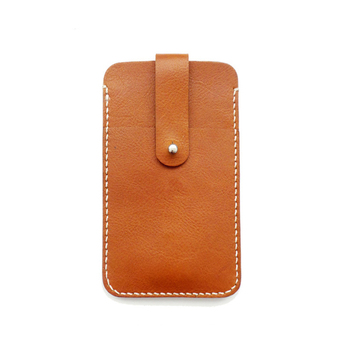 Top Selling for iPhone 6 Plus Case Cover Genuine Leather Pouch