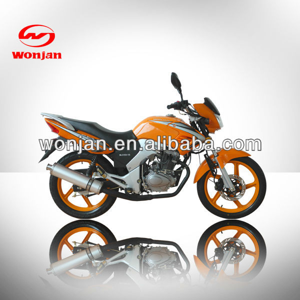 2013 new designed street bike made in China( WJ150-16)