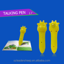 Language Translation Recordable voiced Intelligent digital talking pen