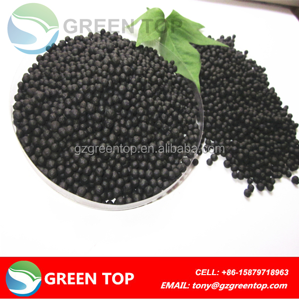 natural leonardite humic acid fertilizer