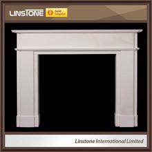 Natural stone used electric fireplace
