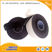 Self fusing silicone rubber adhesive tape