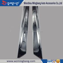 Car Stainless Steel Rear Window Moulding Trims for Q3 20104 auto accessoires
