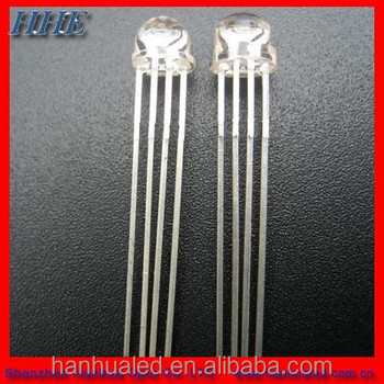 Cheap RGB changing color 5mm led diode