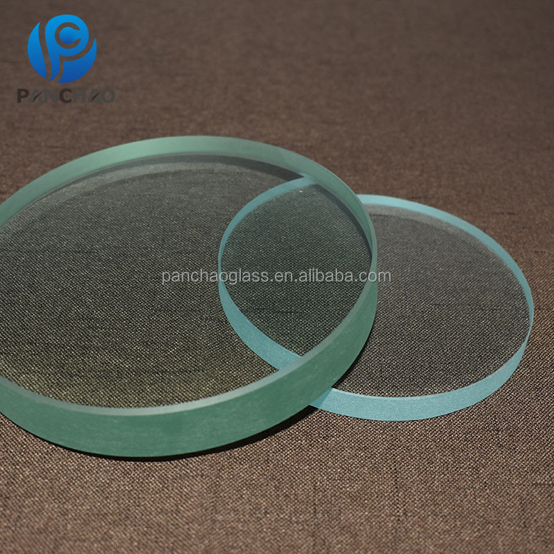 4-19mm Building materials tempered glass