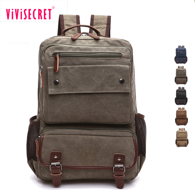 Cheap prices sales canvas modern stylish back packs men backpack bag laptop elegant travel backpacks