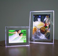 Wholesale Plexiglass LED Board acrylic led photo frame led light poster frame