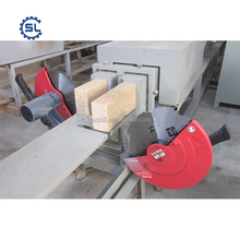 newest wood sharving automatic wood pallet block making line briquetting press manufacturing machine