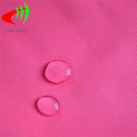pink hi vis polyester cotton fabric for children