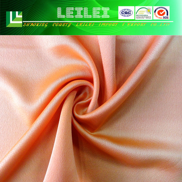 Super Soft Satin Spandex Fabric For Garment