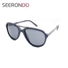 2018 Frog Mirror Sun Glasses Designer Retro Sunglasses