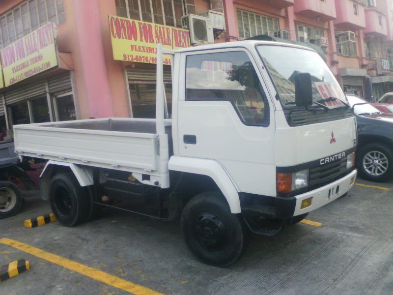 Canter 4wd Trucks For Sale
