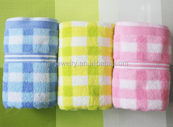 2015 Hot sale Plaid Wholesale turkish towel
