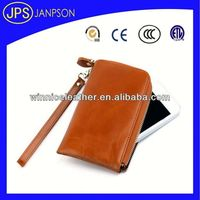 fashionable metal business card holder credit card holder case for samsung galaxy note 3 access card holder