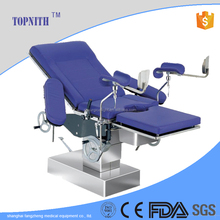 medical obstetrics & gynecology equipments hydraulic operation theatre table