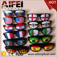 Cheap Customs Plastic Promotion Sunglasses With