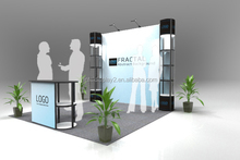Tradeshow booth for display
