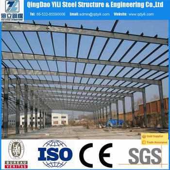 china wholesale light steel building most popular in steel structure building warehouse