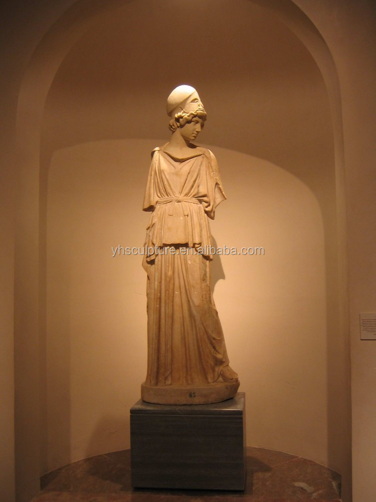 Athena ancient greek sculpture