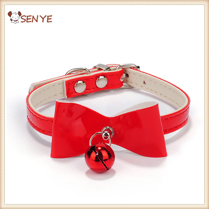 Dogs Application And Pet Collars & Leashes Type Lovely Dog Bow Tie Pet Collars for Dogs