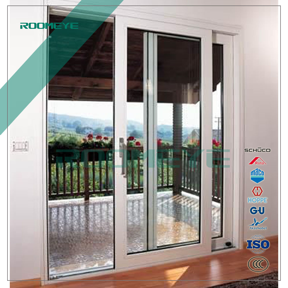 ROOMEYE cheap price balcony design pvc sliding door china