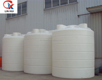 Large plastic water containers made in china