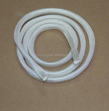 Thermal Insulating Heat Treated Braided Fiberglass Sleeve
