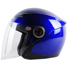 Popular new design harley motorcycle 3/4 open face jet helmet