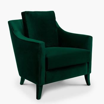 online shop como armchair seating armchairs upholstered velvet chair restaurant chair