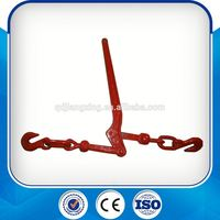 drop forged best load binder lashing lever rigging for liting