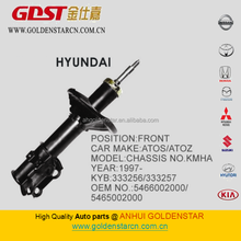 Auto Suspension 333256 333257 54660/54650-02000 for Hyundai Atos shock absorber