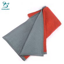 Hot Sale Waterproof Furniture Moving Blanket Moving House Use Nonwoven Blanket made in China