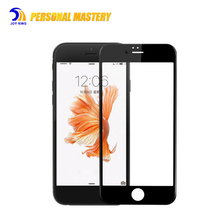 Manufacturer For 0.2mm Full Screen Cover 9H Hardness iPhone 6 tempered glass protector / screen