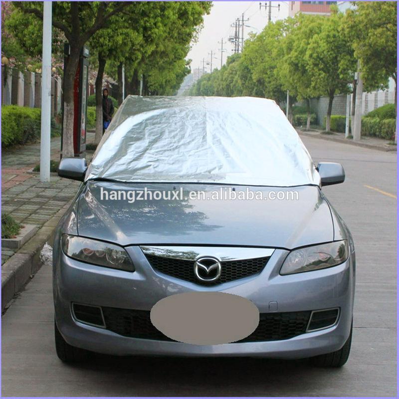 Aluminum Car Cover : Multifunctional car covers waterproof aluminum half